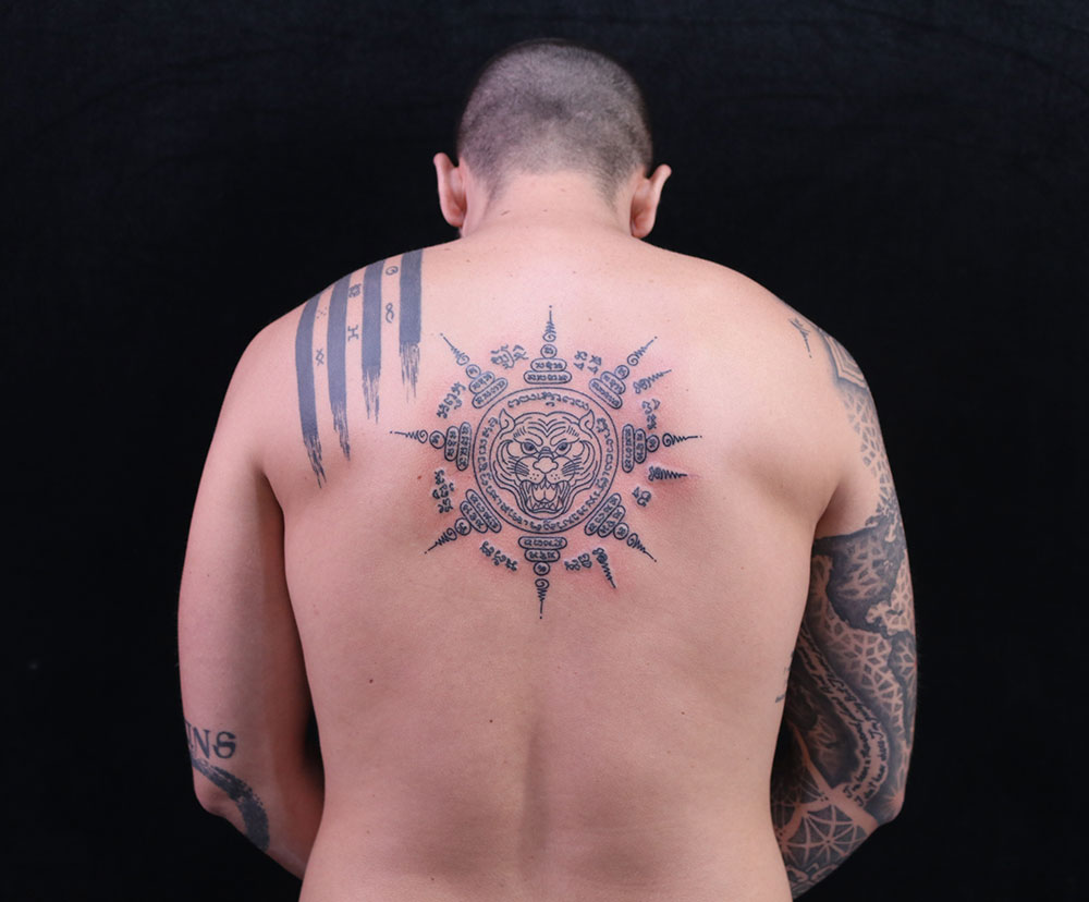 Bangkok Tattoos
