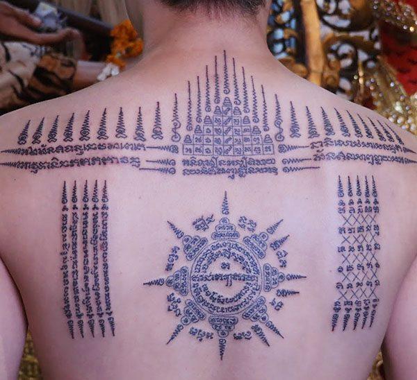 Thai Tattoos Meanings